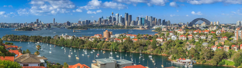 Sydney imagens de stock royalty free