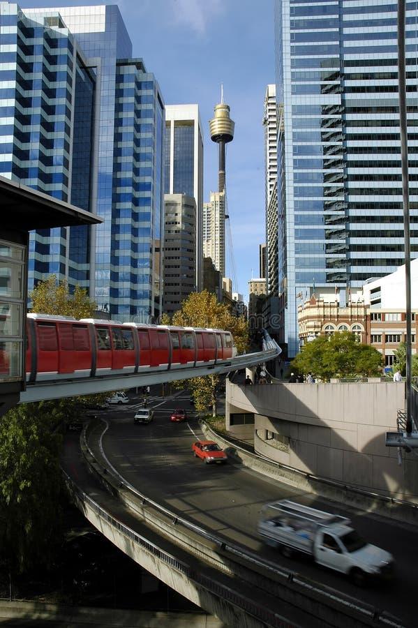Sydney-Anziehungskräfte stockfotografie