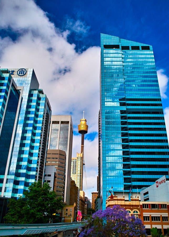 Sydney-Aufsatz stockbilder