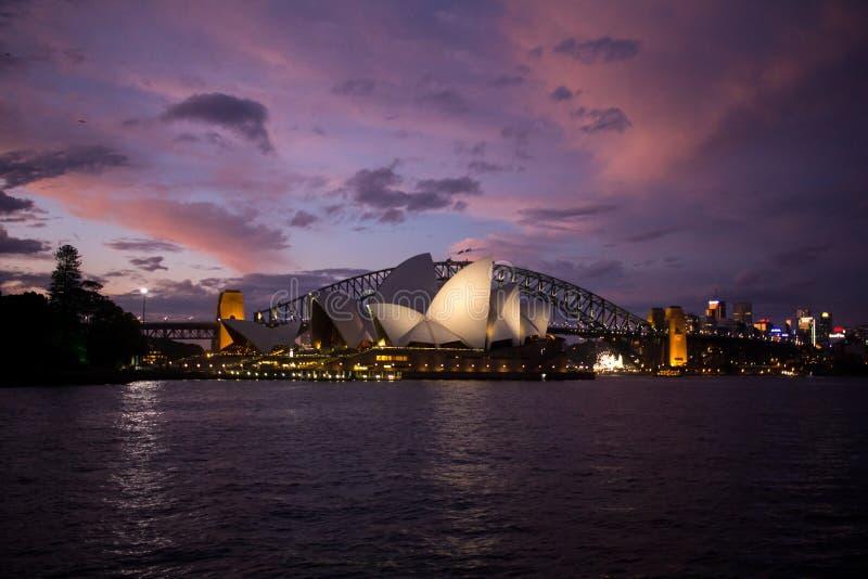 Sydney Austrália imagens de stock royalty free