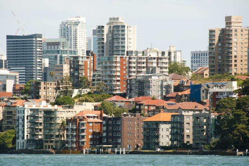 Sydney - Austrália nortes imagens de stock royalty free