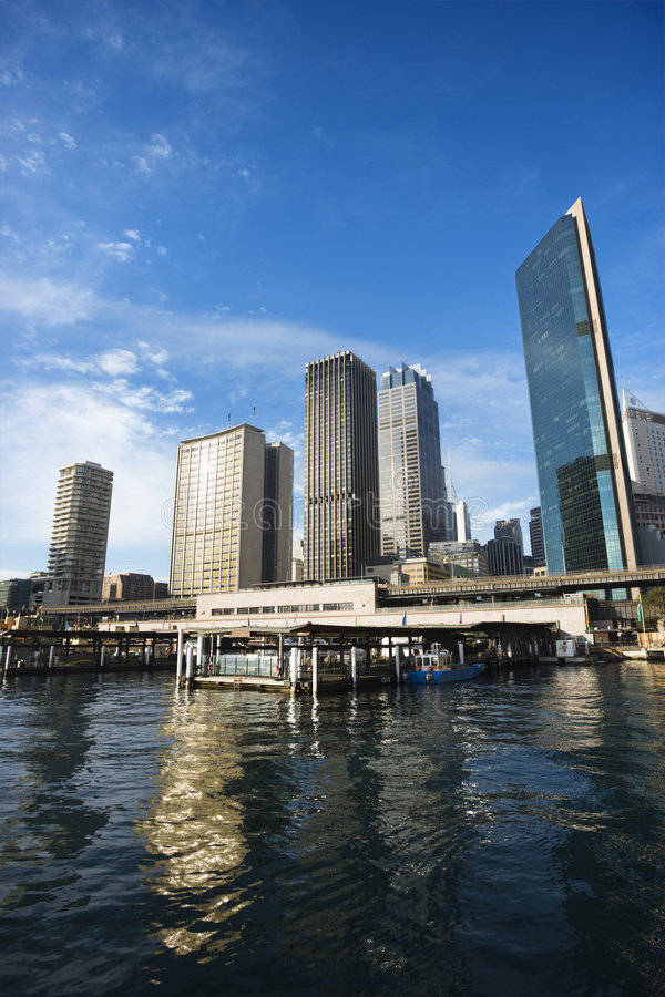 Download Sydney, Australia. stock photo. Image of south, boat, color - 4484904
