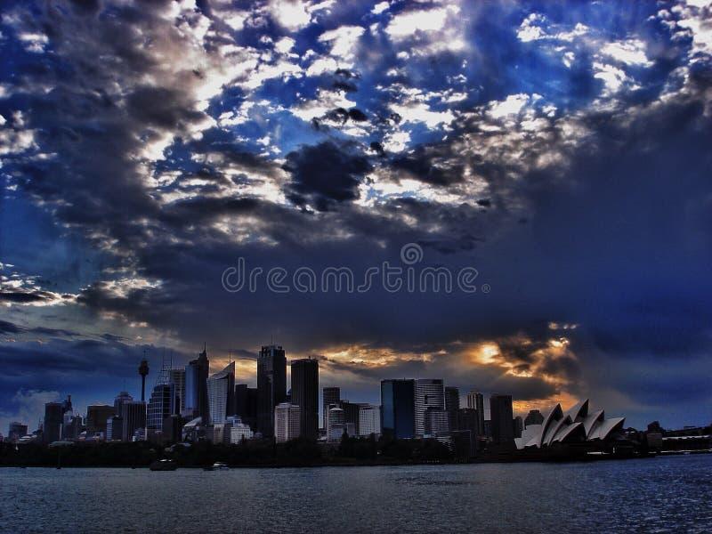 Sydney, australia fotografia royalty free