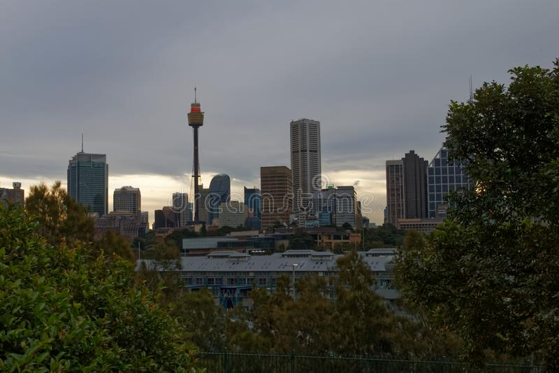 Sydney, Australie - architecture 24 photographie stock libre de droits