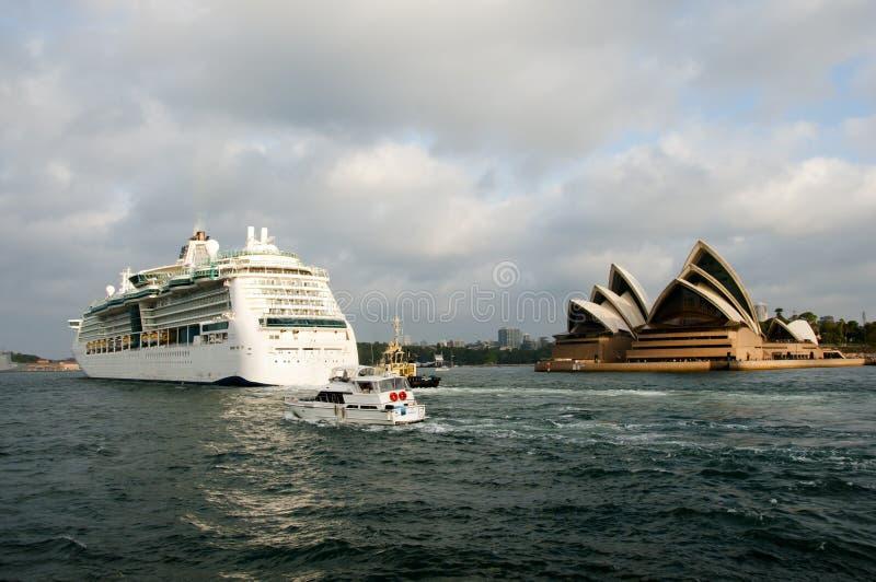 SYDNEY AUSTRALIEN - April 6, 2018: royaltyfria bilder