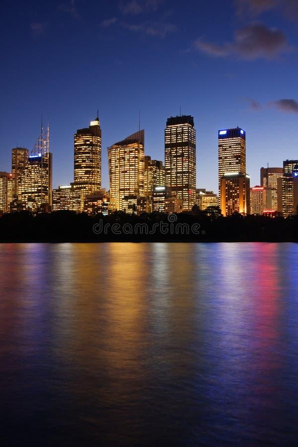 Sydney-Bürohaus stockfotos