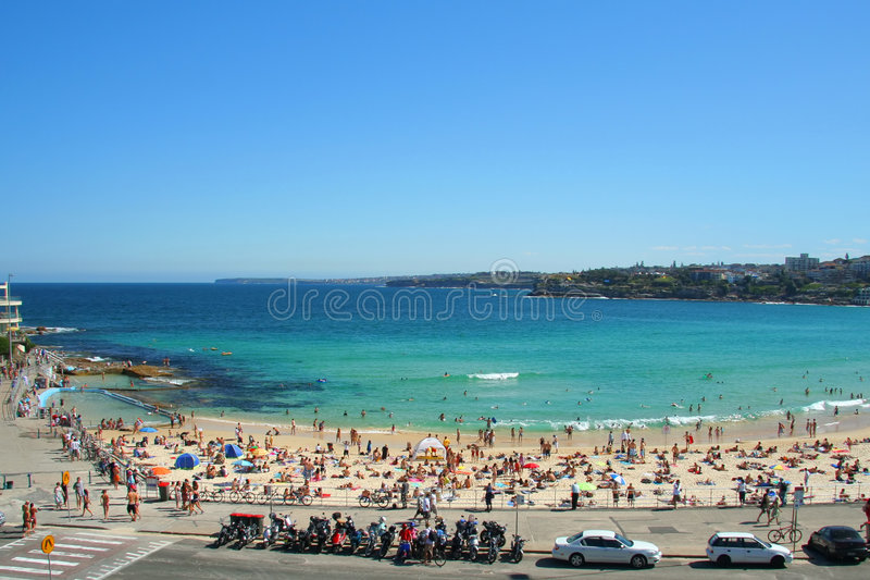 Bondi Beach Royalty Free Stock Photo