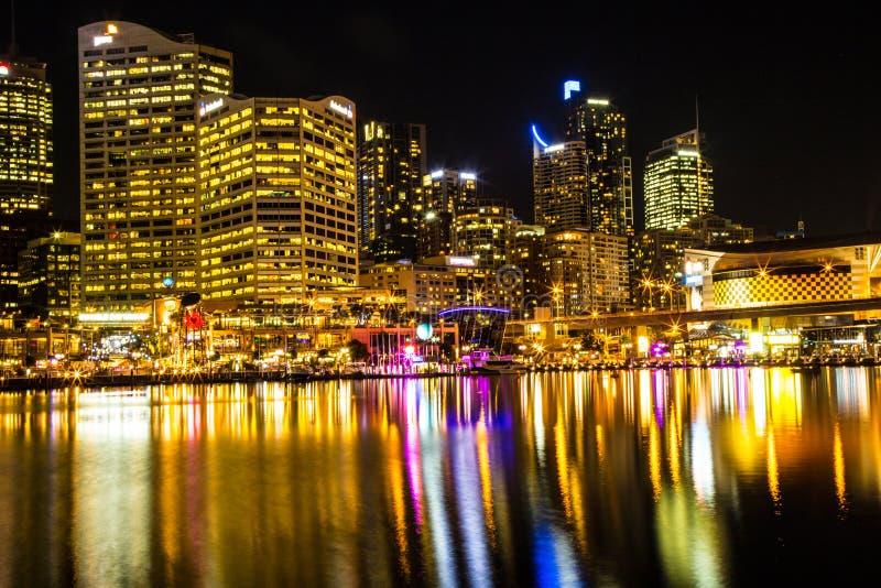 Sydney CBD photo stock
