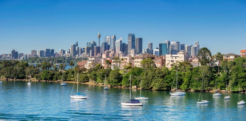 Sydney CBD fotografía de archivo libre de regalías
