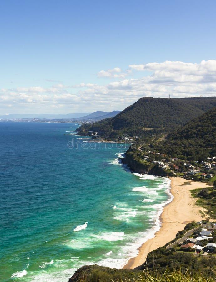 Sydney Coastline stock foto's
