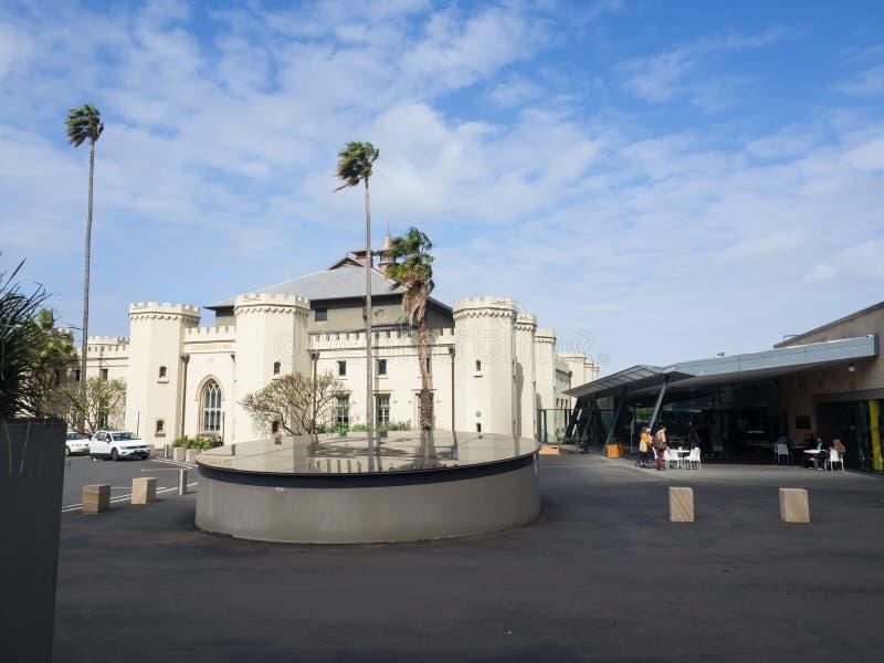 Sydney Conservatorium da música é uma das escolas de música as mais velhas em Austrália Localizado junto aos jardins botânicos re imagens de stock royalty free