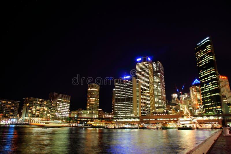 Sydney Darling Harbour stock photo