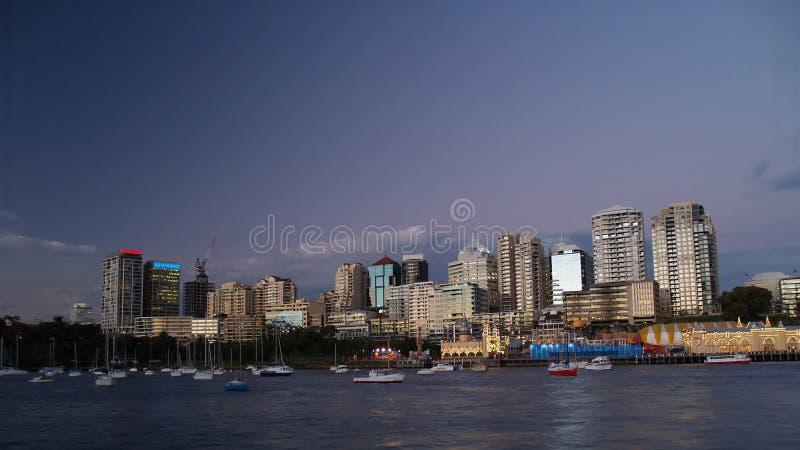 Sydney du nord photos libres de droits