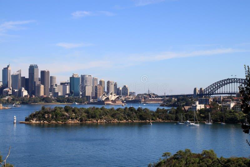 Sydney-Hafen stockbild
