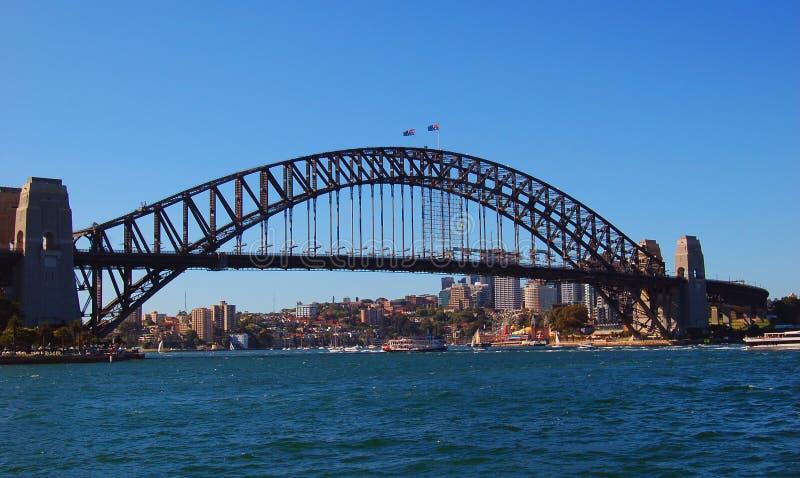 Download Sydney harbor bridge stock image. Image of maritime, cityscape - 5392511
