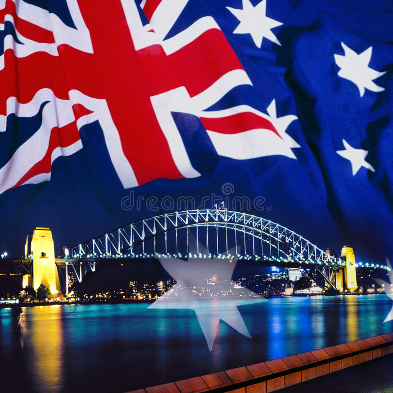 Download Sydney Harbor Bridge - Australia Stock Photo - Image: 14963258