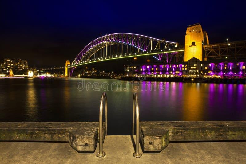 Sydney Harbour royalty-vrije stock afbeeldingen