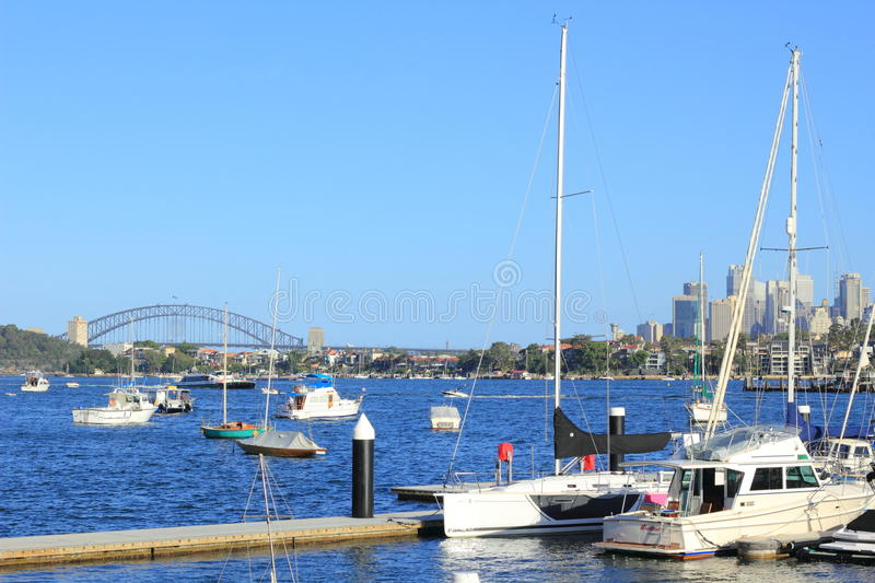 Download Sydney Harbour With Boats Scenery Editorial Stock Photo - Image of clear, australian: 22645248