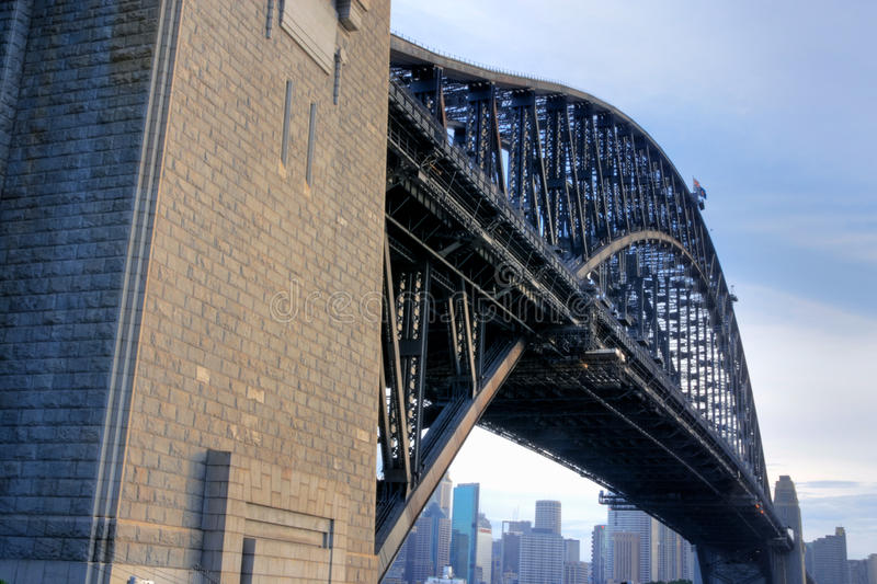 Download Sydney Harbour Bridge stock image. Image of sightseeing - 12753303
