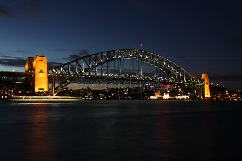 Download Sydney Harbour Bridge stock image. Image of arch, bridge - 15498917