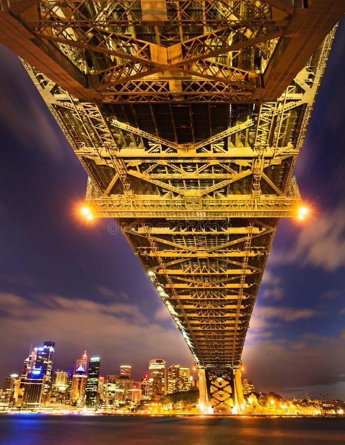 Sydney Harbour Bridge foto de stock royalty free