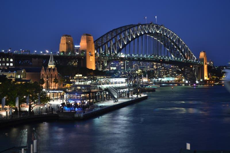 Download Sydney Harbour Bridge stock foto. Afbeelding bestaande uit water - 39118702