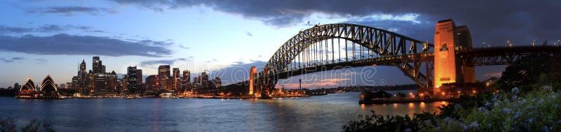 Sydney Harbour Bridge lizenzfreies stockbild
