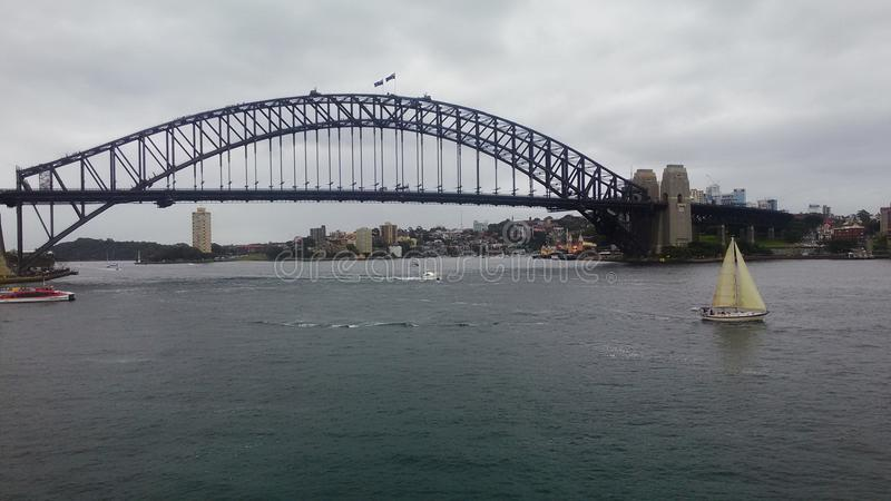 Sydney Harbour Bridge photos libres de droits