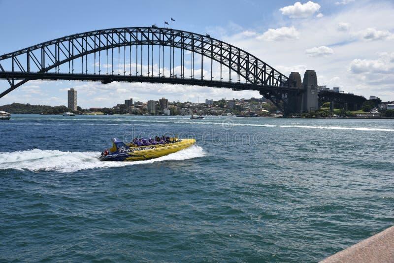 Sydney Harbour Bridge, Australie photos libres de droits