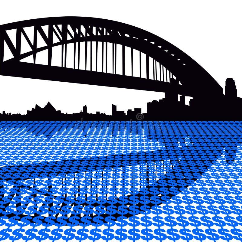 Free Sydney Harbour Bridge Dollars Royalty Free Stock Photography - 7793627