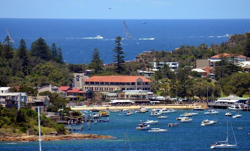 Sydney Hobart Yacht Race 2013 arkivfoto