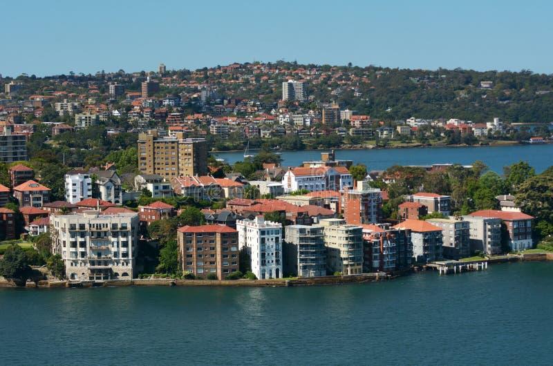 Sydney New South Wales Australia royaltyfria bilder