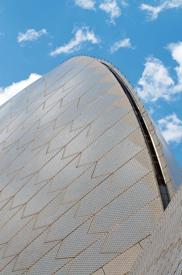 Sydney Opera stock photo