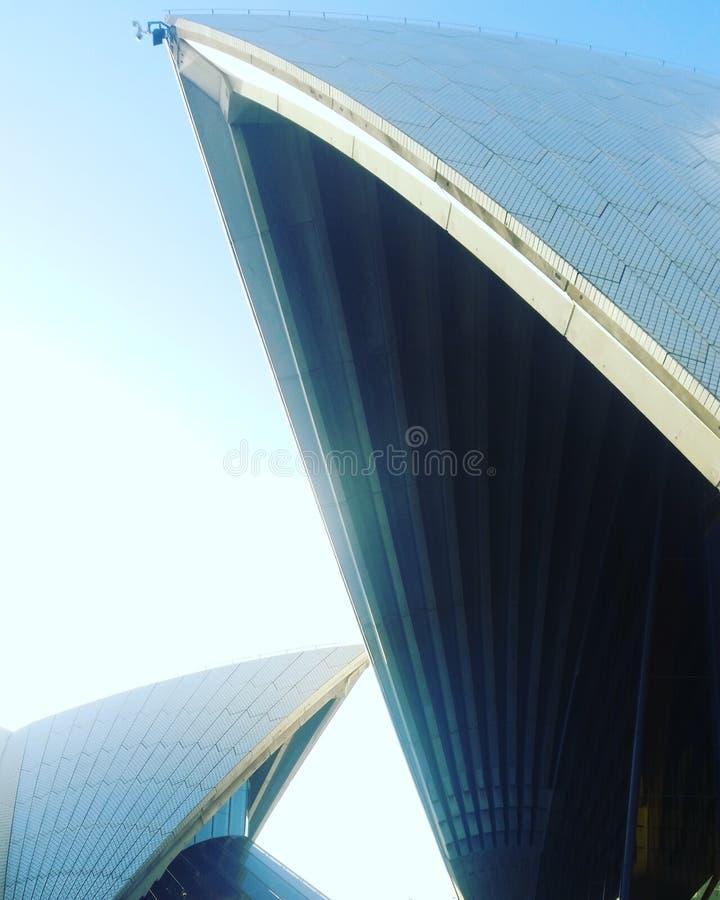 Sydney Opera foto de archivo libre de regalías