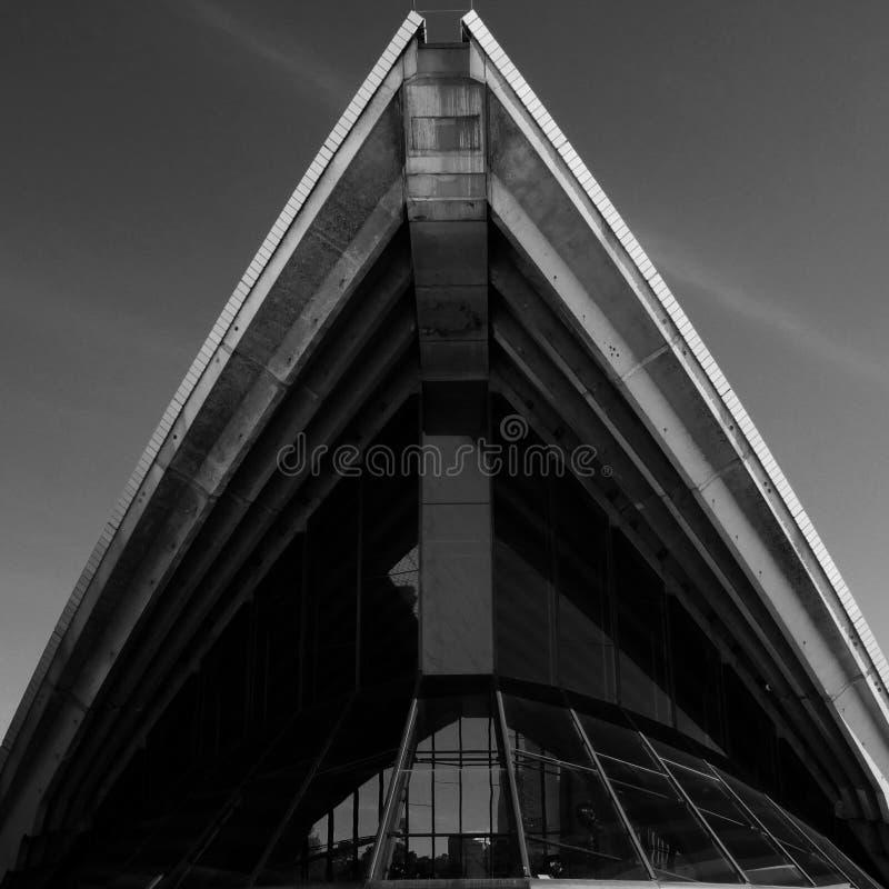Sydney Opera royalty-vrije stock fotografie