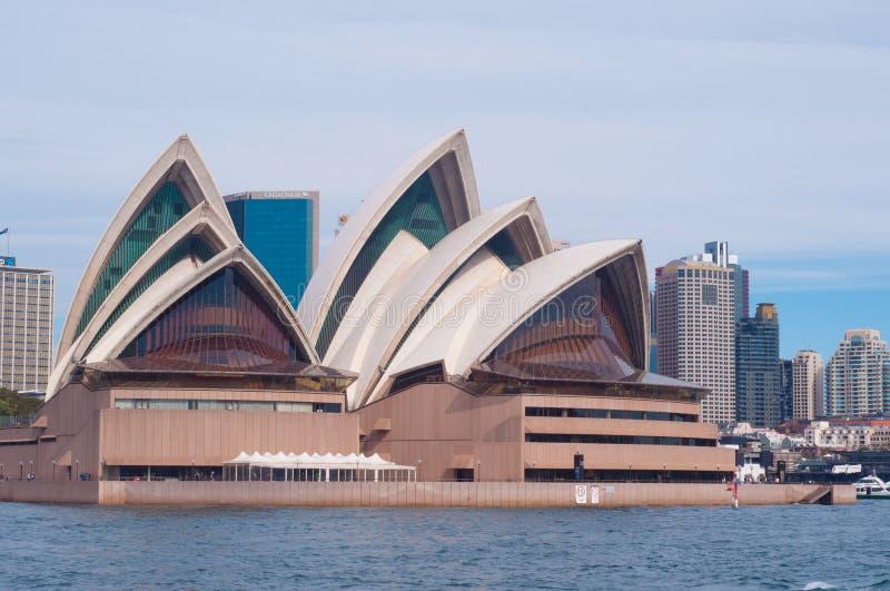 Sydney Opera House fotos de archivo