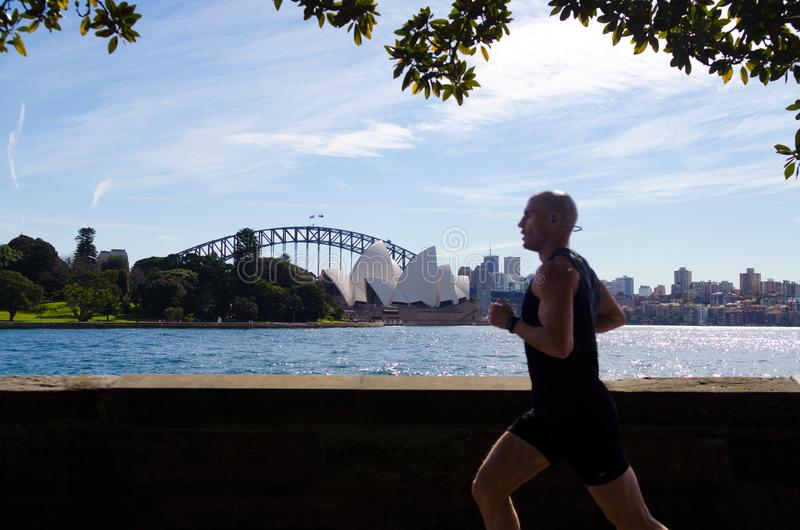 Sydney Opera House imagenes de archivo
