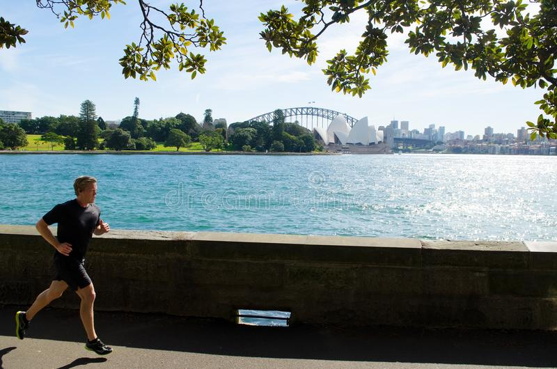 Sydney Opera House fotos de archivo libres de regalías