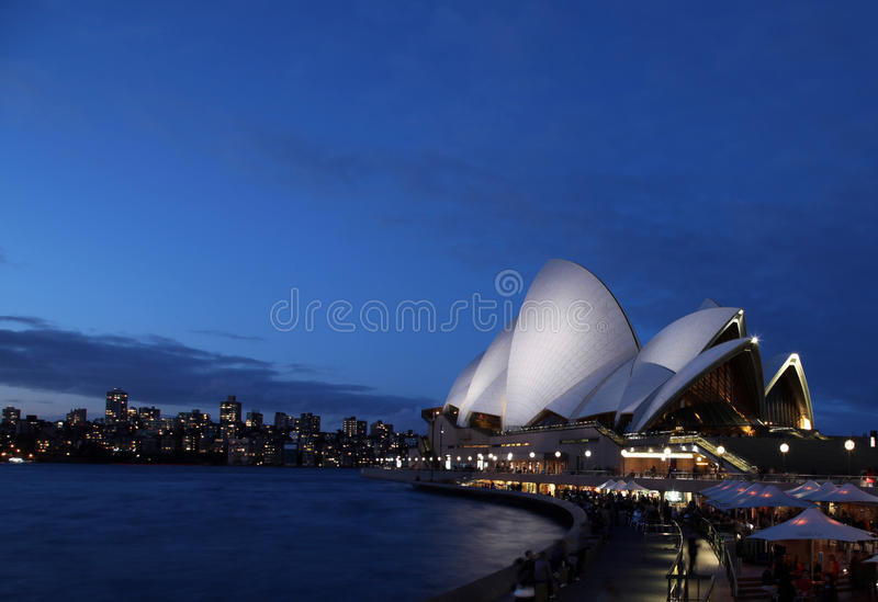 Download Sydney Opera house editorial stock photo. Image of australia - 16419743