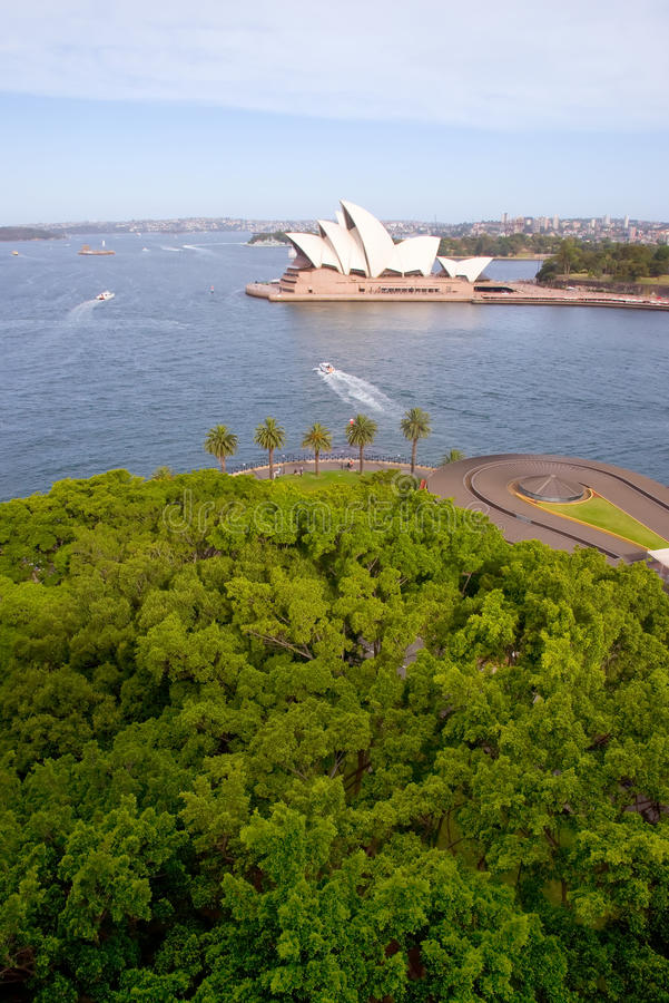Download Sydney Opera House editorial stock image. Image of dawes - 19504689