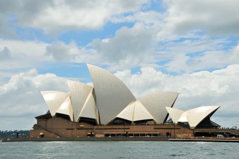 Sydney Opera House stockfotos