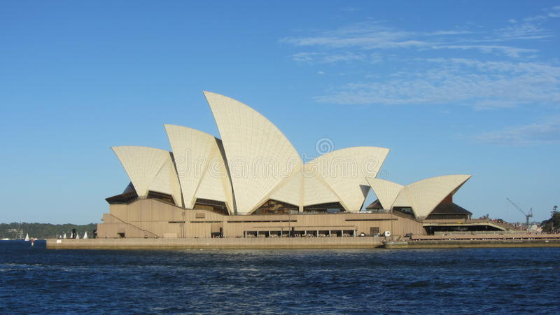 Sydney Opera House foto de stock royalty free