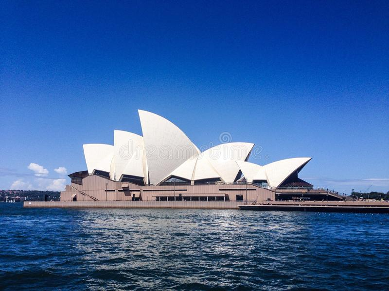 Sydney Opera House stock foto's