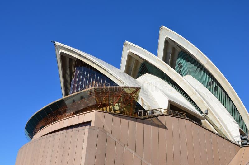 Sydney Opera House foto de stock