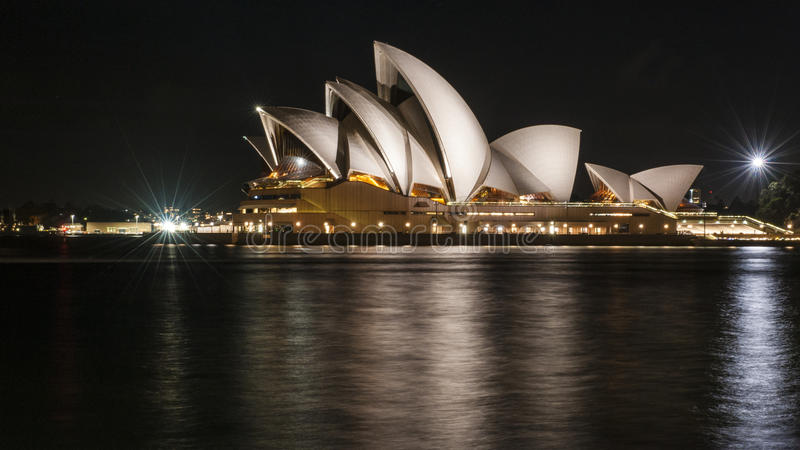 Sydney Opera House photographie stock libre de droits