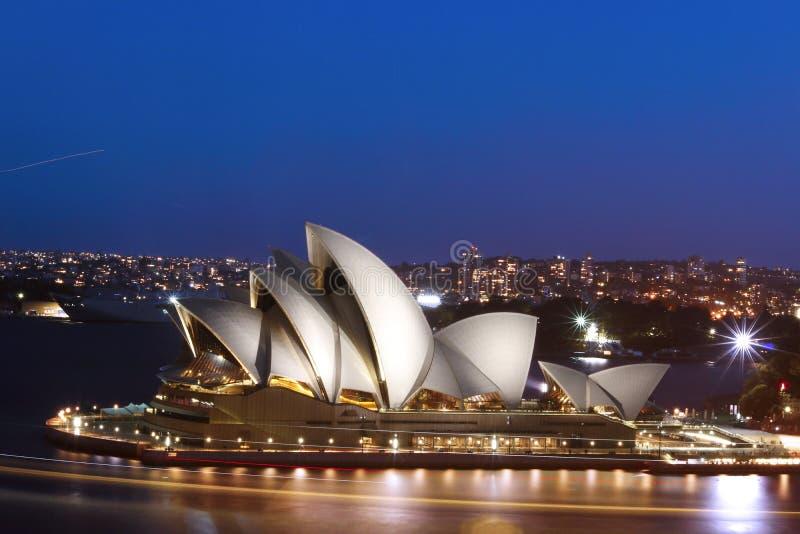 Sydney Opera House lizenzfreie stockbilder