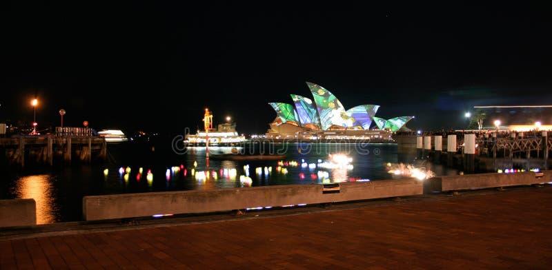 Sydney Opera House, Australia From Circular Quay Editorial Stock Photo