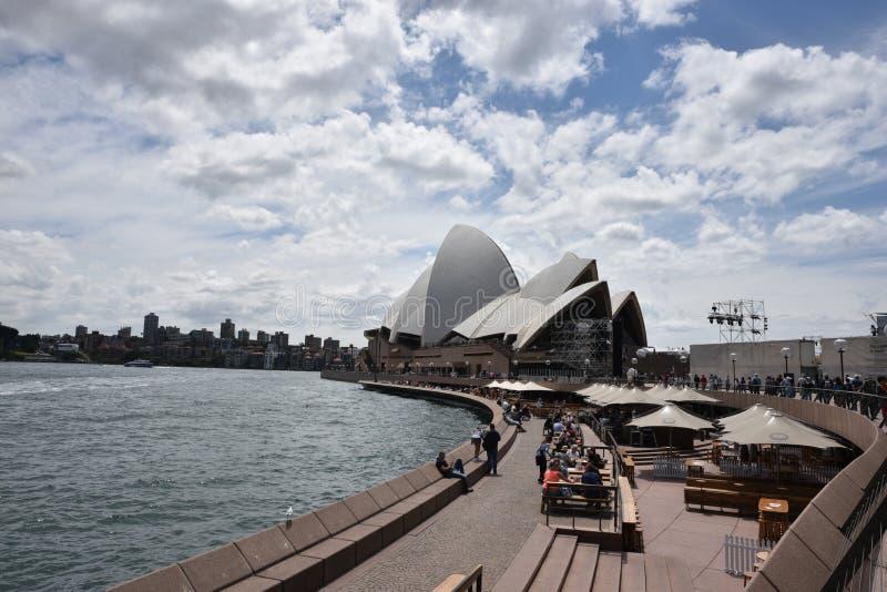 Sydney Opera House, AUSTRALIE images stock