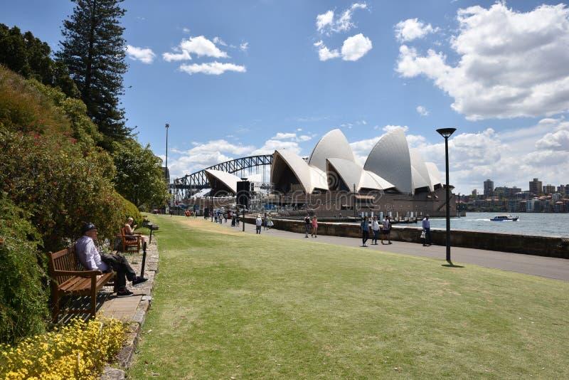 Sydney Opera House, AUSTRALIE photographie stock