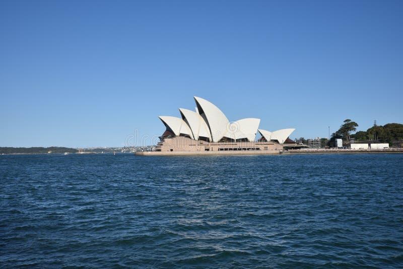 Sydney Opera House, AUSTRALIE image stock